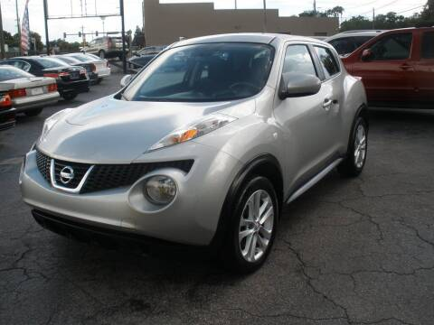 2011 Nissan JUKE for sale at Priceline Automotive in Tampa FL