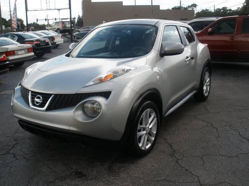 2011 Nissan JUKE for sale at Priceline Automotive in Tampa FL