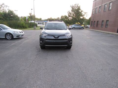 2016 Toyota RAV4 Hybrid for sale at Heritage Truck and Auto Inc. in Londonderry NH