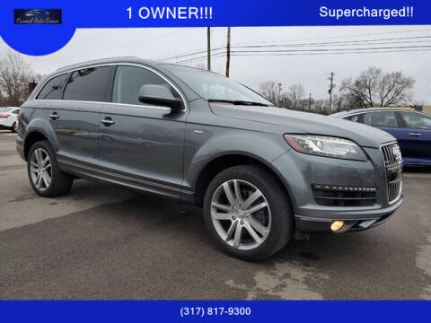 2015 Audi Q7 for sale at Carmel Auto Group in Indianapolis IN
