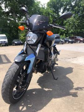 2017 Yamaha FZ07 for sale at Wolff Auto Sales in Clarksville TN