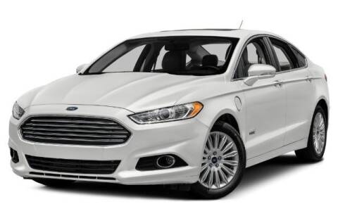 2016 Ford Fusion Hybrid for sale at USA Auto Inc in Mesa AZ