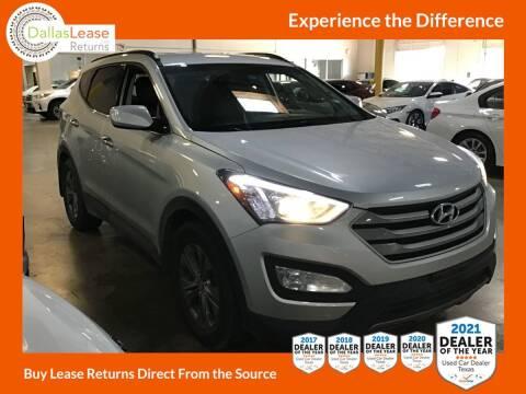 2015 Hyundai Santa Fe Sport for sale at Dallas Auto Finance in Dallas TX