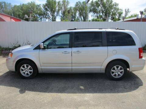 2010 Chrysler Town and Country for sale at Chaddock Auto Sales in Rochester MN