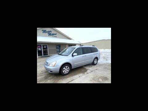 2009 Kia Sedona for sale at Moser Motors Of Portland in Portland IN