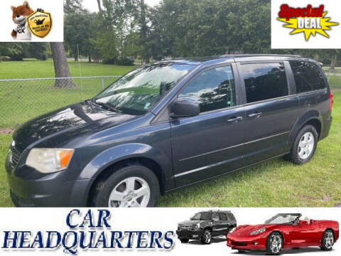 2013 Dodge Grand Caravan for sale at CAR  HEADQUARTERS in New Windsor NY