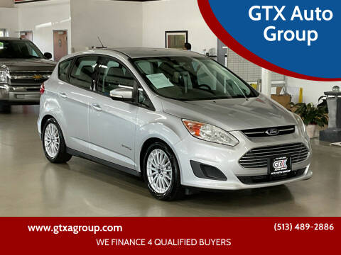 2013 Ford C-MAX Hybrid for sale at GTX Auto Group in West Chester OH