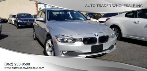 2014 BMW 3 Series for sale at Auto Trader Wholesale Inc in Saddle Brook NJ