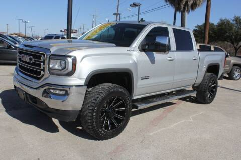 2017 GMC Sierra 1500 for sale at Flash Auto Sales in Garland TX