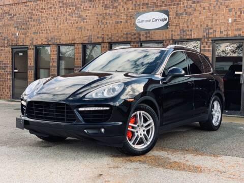 2013 Porsche Cayenne for sale at Supreme Carriage in Wauconda IL