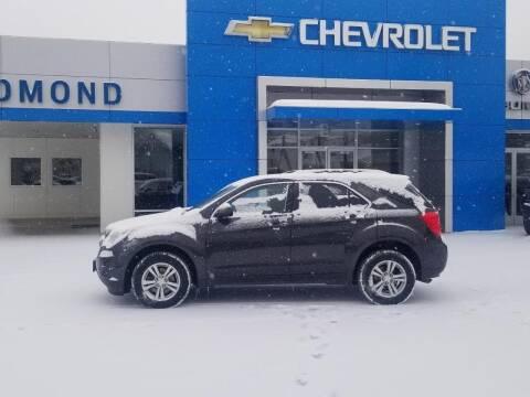 2015 Chevrolet Equinox for sale at EDMOND CHEVROLET BUICK GMC in Bradford PA