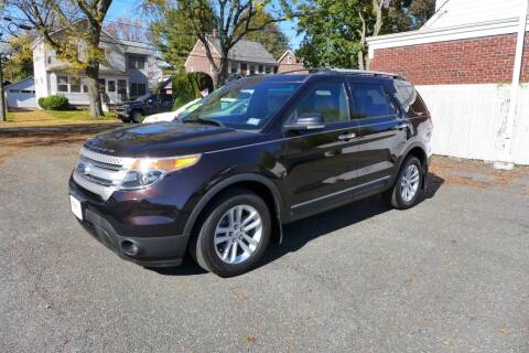 2014 Ford Explorer for sale at FBN Auto Sales & Service in Highland Park NJ