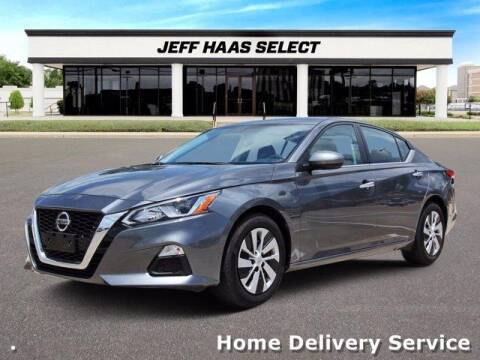 2020 Nissan Altima for sale at JEFF HAAS MAZDA in Houston TX