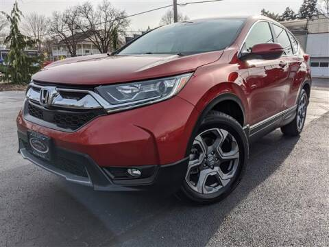 2019 Honda CR-V for sale at GAHANNA AUTO SALES in Gahanna OH
