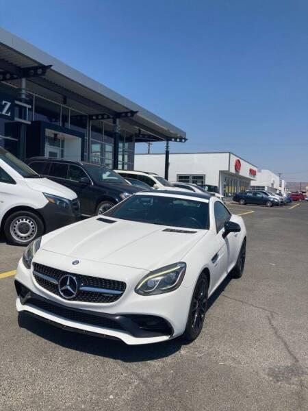 2017 Mercedes-Benz SLC for sale in Yakima, WA