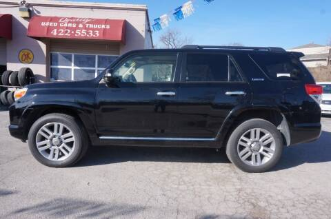 2011 Toyota 4Runner for sale at patrick kelley in Bonner Springs KS