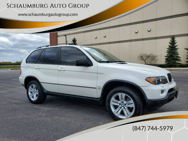 2005 BMW X5 for sale at Schaumburg Auto Group in Schaumburg IL