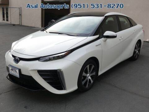 2017 Toyota Mirai for sale at ASAL AUTOSPORTS in Corona CA