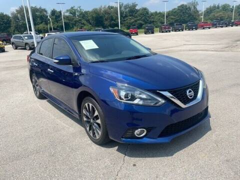2019 Nissan Sentra for sale at Mann Chrysler Dodge Jeep of Richmond in Richmond KY