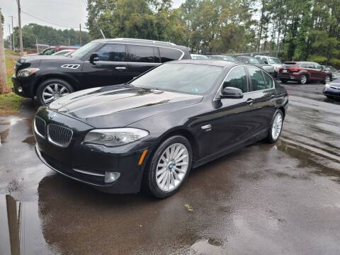 2011 BMW 5 Series for sale at GA Auto IMPORTS  LLC in Buford GA