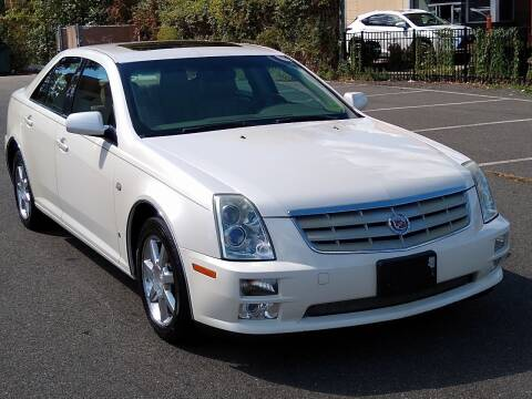 2007 Cadillac STS for sale at MAGIC AUTO SALES in Little Ferry NJ