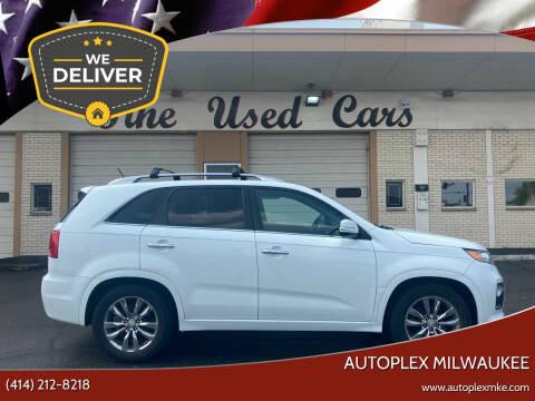 2012 Kia Sorento for sale at Autoplex 3 in Milwaukee WI