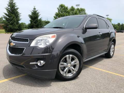 2014 Chevrolet Equinox for sale at Car Stars in Elmhurst IL