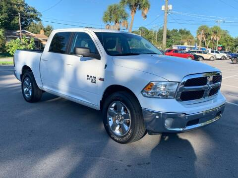 2019 RAM Ram Pickup 1500 Classic for sale at Consumer Auto Credit in Tampa FL