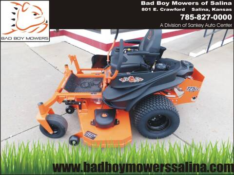 Bad Boy ZT Avenger 60  (#7072) for sale at Bad Boy Mowers Salina in Salina KS