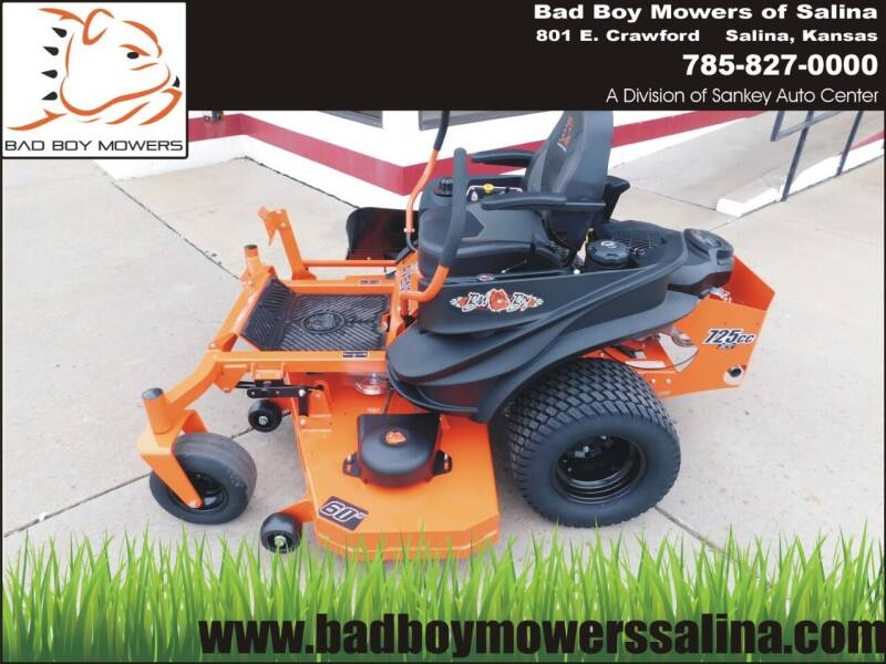 Bad Boy ZT Avenger 60 for sale at Bad Boy Mowers Salina in Salina KS