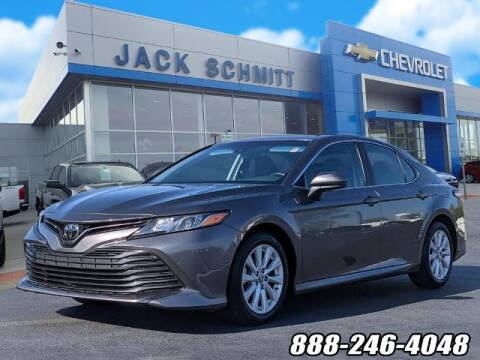 2018 Toyota Camry for sale at Jack Schmitt Chevrolet Wood River in Wood River IL