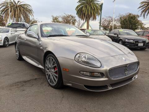 2006 Maserati GranSport for sale at Convoy Motors LLC in National City CA