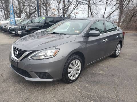 2017 Nissan Sentra for sale at Real Deal Auto Sales in Manchester NH