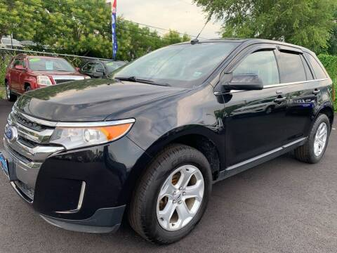 2013 Ford Edge for sale at TD MOTOR LEASING LLC in Staten Island NY