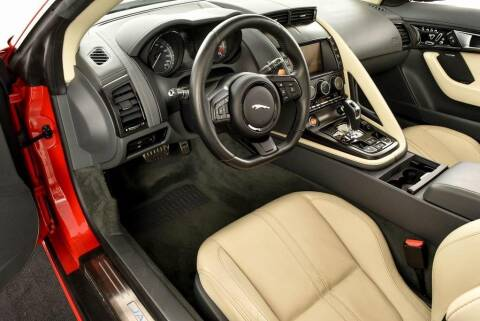 2014 Jaguar F-TYPE for sale at CU Carfinders in Norcross GA