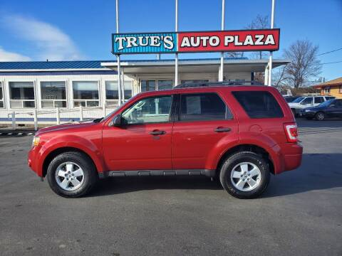 2012 Ford Escape for sale at True's Auto Plaza in Union Gap WA