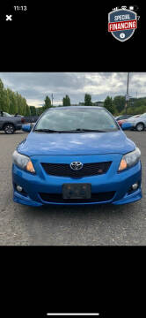 2009 Toyota Corolla for sale at Right Choice Automotive in Rochester NY