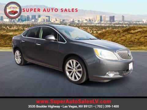 2012 Buick Verano for sale at Super Auto Sales in Las Vegas NV