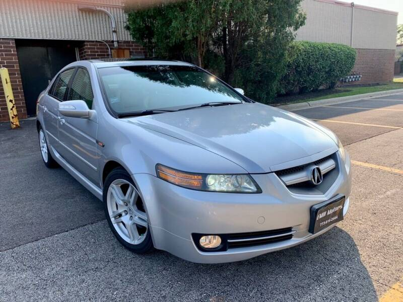 2007 Acura TL for sale at EMH Motors in Rolling Meadows IL