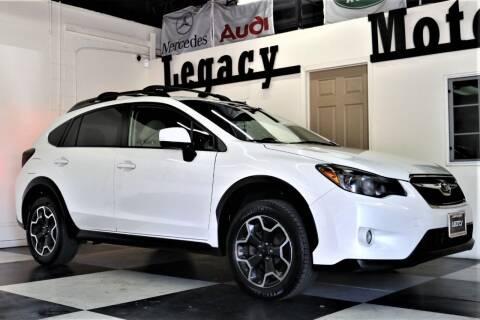 2014 Subaru XV Crosstrek for sale at Legacy Motors Inc in Roseville CA