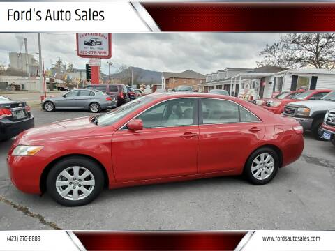 2007 Toyota Camry for sale at Ford's Auto Sales in Kingsport TN