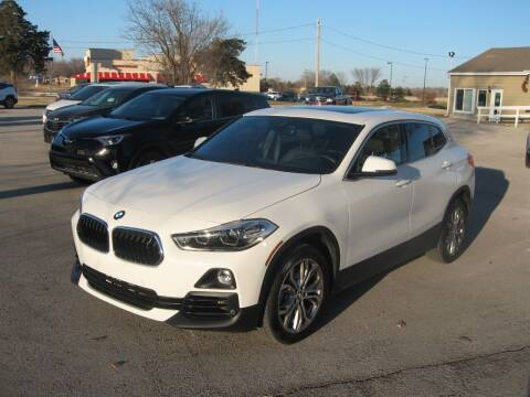 2020 BMW X2 for sale at Jim Tawney Auto Center Inc in Ottawa KS