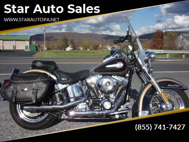 2004 Harley-Davidson Heritage Softail  for sale at Star Auto Sales in Fayetteville PA