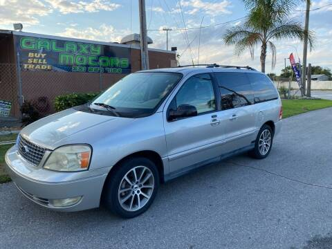 2006 Ford Freestar for sale at Galaxy Motors Inc in Melbourne FL