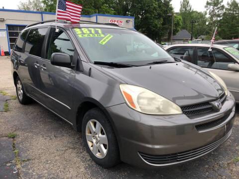 2005 Toyota Sienna for sale at Klein on Vine in Cincinnati OH