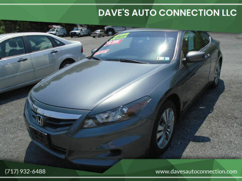 2011 Honda Accord for sale at Dave's Auto Connection LLC in Etters PA