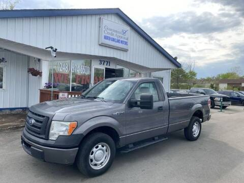 2010 Ford F-150 for sale at North Oakland Motors in Waterford MI