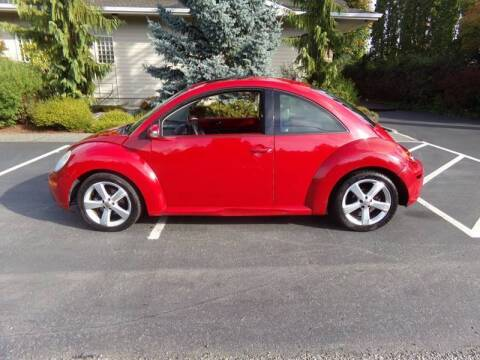 2006 Volkswagen New Beetle for sale at Signature Auto Sales in Bremerton WA