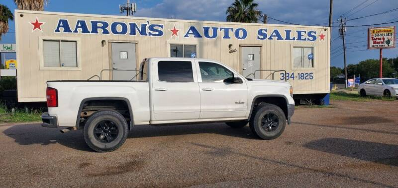 2014 GMC Sierra 1500 for sale at Aaron's Auto Sales in Corpus Christi TX