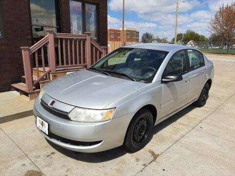 2004 Saturn Ion for sale at CARS4LESS AUTO SALES in Lincoln NE